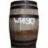 Whiskey Barrel Cardboard Cutout