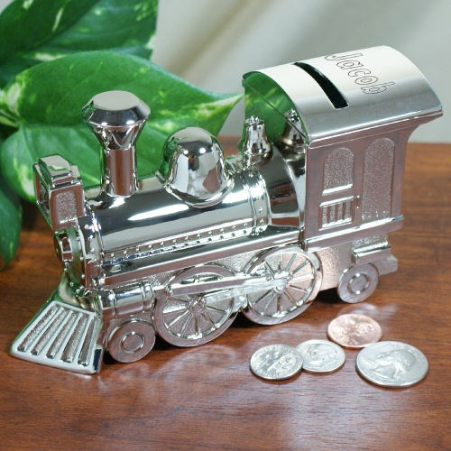 Who's The Conductor? Silver Train Bank