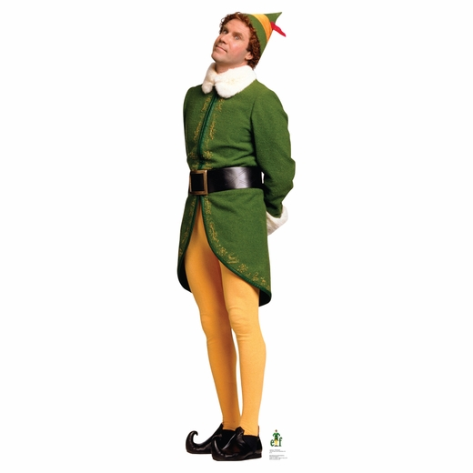 Will Ferrell-Concerned Elf Standup