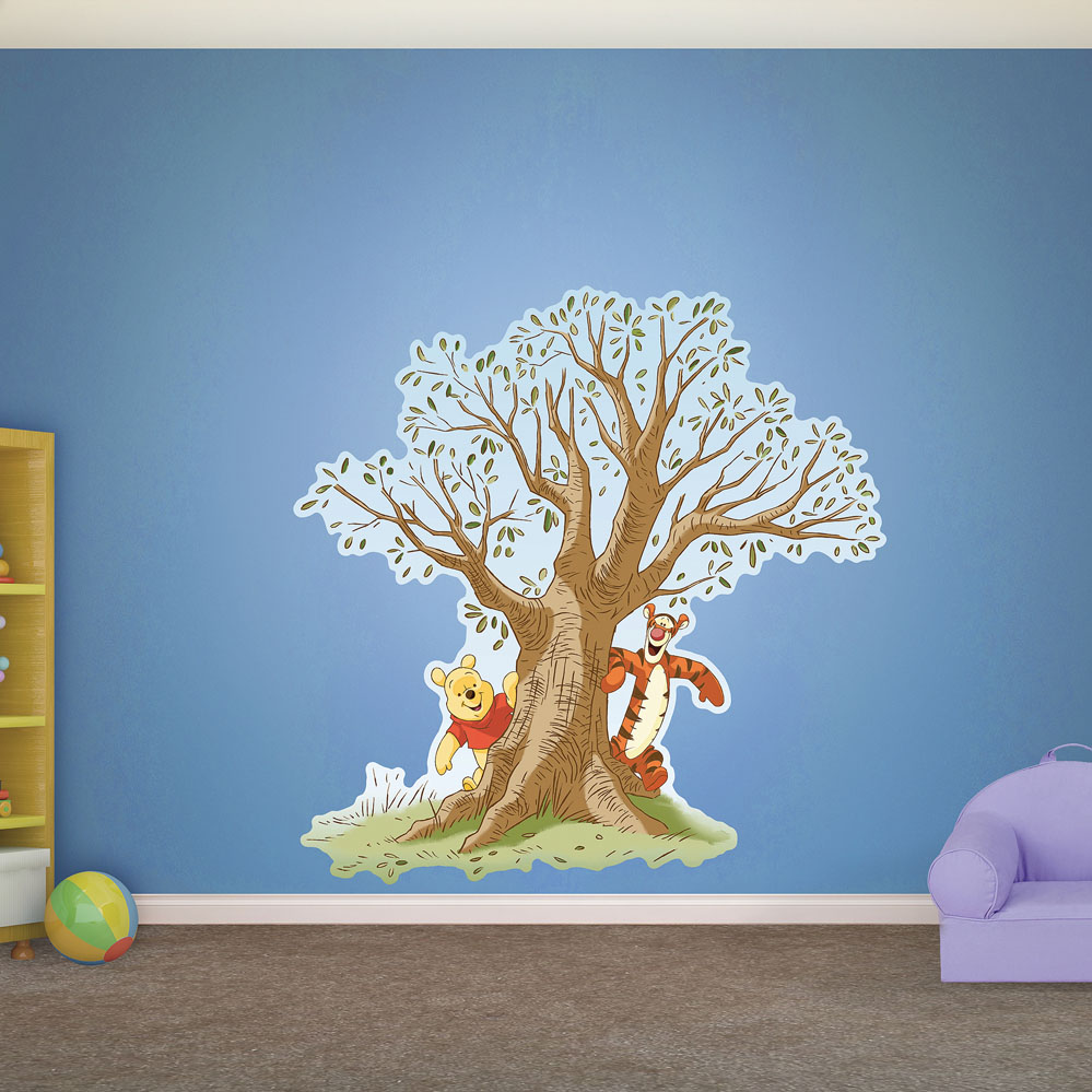 Winnie the Pooh Honey Tree REALBIG Wall Decal