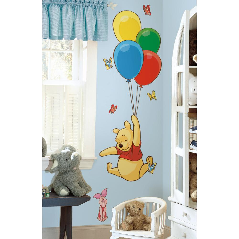 Winnie the Pooh-Pooh And Piglet Giant Decal