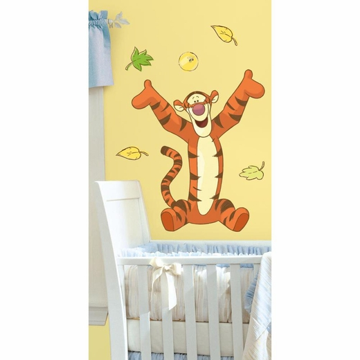 Winnie the Pooh-Tigger Peel And Stick Giant Decal