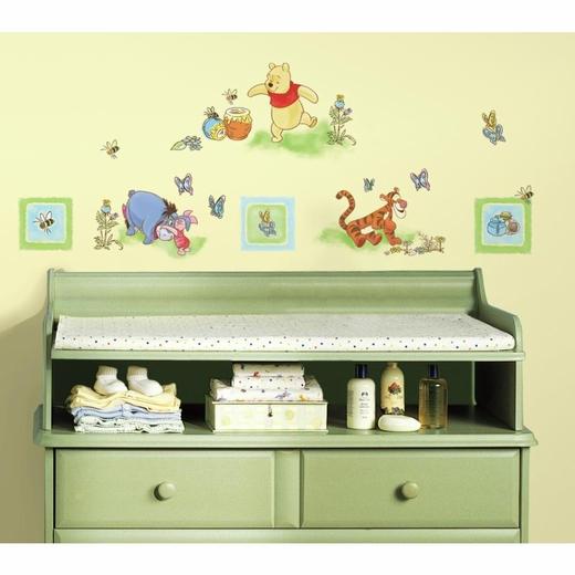 Winnie the Pooh-Toddler Peel And Stick Decal
