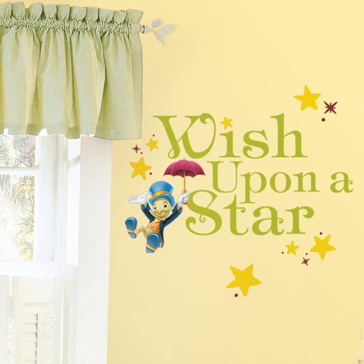 Wish Upon a Star Decal
