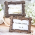 Wood Design Frame Favors