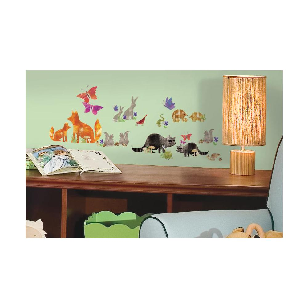 Woodland Friends Decal