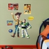 Woody And Buzz Lightyear-Fathead Junior