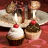 Yummy! Cupcake Candle Favors