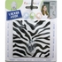 Zebra Magic Locker Locker Hook