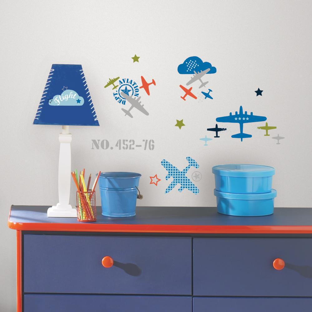 Zutano Aviation Decal