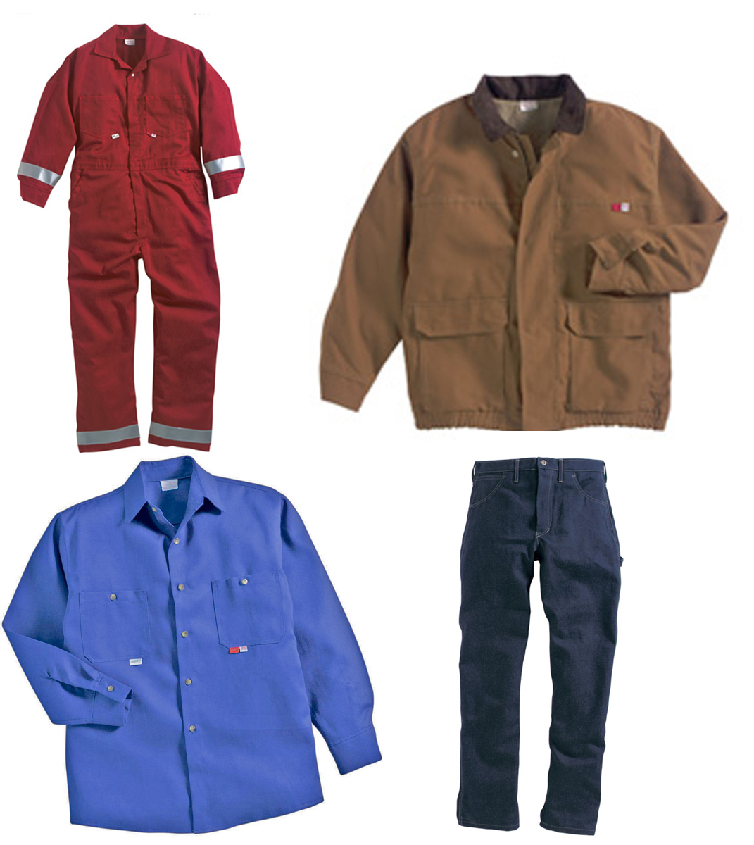 a132311d653 Flame Resistant Clothing
