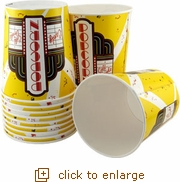 130 oz. Popcorn Butter Tub - 150 Count