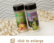 2-Pack Seasoning Set w/ Fiery Hot Thai and Dill-icious Pickle