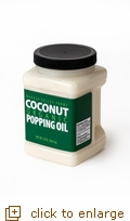 30 oz. Organic Coconut Popping Oil