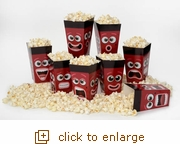 96 Movie Night Faces Pop Open Tubs