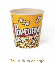 Authentic Movie Night Popcorn Tub - Large