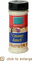 Creamy Ranch Seasoning 4oz