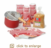 Go Big or Go Home Popcorn Party Pack