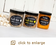 Gourmet Hull-less Popcorn and Premium Oil Collection