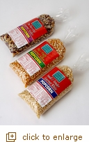 Gourmet Popping Corn 3lb Variety Pack