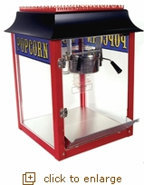 Home Theater Antique Popcorn Popper - 4oz.