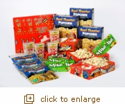 Just for Kids ... The Perfect Popcorn Party Pack