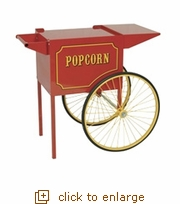 Popcorn Popper Cart - 6oz. or 8oz.