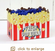 Popcorn Theme Box (10 Pack) (Overstock)
