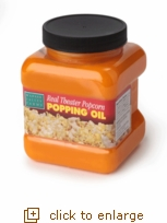 Real Theater Coconut Popping Oil