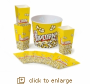 Share the Love of Popcorn