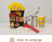Silver Whirley-Pop: Red Carpet Premiere Gift Set