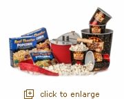 Take a Break ... Movie, Popcorn & the Couch