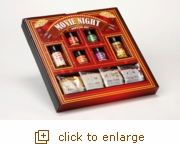 Vintage Movie Night Marquee Gift Set