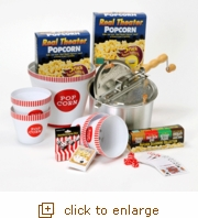 Wacky Game Night Popcorn Set