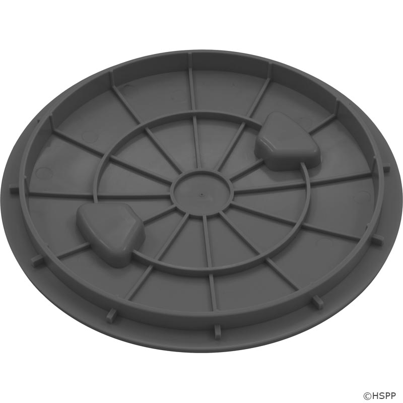 A&A Manufacturing 552999 Quik Water Leveler Lid Gray