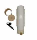 A&A Manufacturing Tan Catch Basin Water Leveler (Complete) # 563989