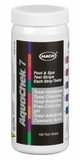 AquaChek Company Test Strips 7-in-1 Chlorine # 551236