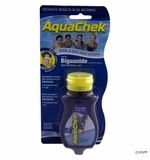 AquaChek/Hach Test Strips, AquaChek Blue 3-in-1, Biguanide, 25 ct # 561625A