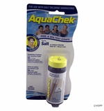 AquaChek/Hach Test Strips, AquaChek White, Sodium Chloride Salt, 10 ct # 561140A