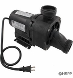 "Balboa Pump Bath Gemini Plus II 0.75 HP 115v 1-1/2"" w/Switch # 0034F88C"