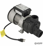 Balboa Pump Bath Vico WOW 1.5 HP 115v w/Air Switch & Cord # 1034002