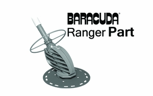 Baracuda Ranger 12 in. Wheel Deflector (Canada) # W46055