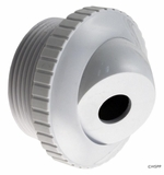 """Custom Molded Products Outlet fitting, 1-1/2""""mpt x 1/2"""" Eye, White (Generic) # 25552-200-000"""