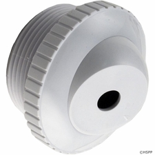 """Custom Molded Products Outlet fitting, 1-1/2""""mpt x 3/8"""" Eye, White (Generic) # 25552-100-000"""