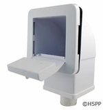 Custom Molded Products Skimmer Generic Front Access SP1099 repl Complete White # SP1099S