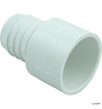 "Dura Plastic Products Barb Adapter, 1.5""s x 1.5"" Barb # 474-015"