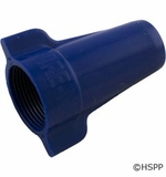 Generic Wire Nut Connector 14-6 AWG Blue (25 Pack) # 30-454