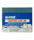 "Gladon Company Inc 5"" Cover Loc Jr (12 Pack) # CLJR5012B"