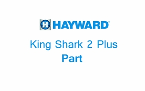 Hayward KingShark2 Plus E-Clip - Drive Wheel # RCX1608