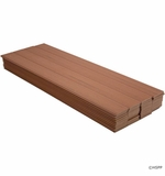 Highwood-USA Spa Restoration Kit Square Corner Redwood # SPAKIT-SQ-RDE